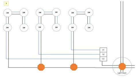 recessed lighting schematic diagram doityourself community
