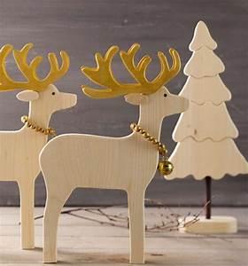 Holzfiguren Selber Machen : holzdeko f r die winterzeit weihnachtsdeko aus holz selber machen topp weihnachten ~ Orissabook.com Haus und Dekorationen