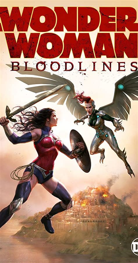 woman bloodlines