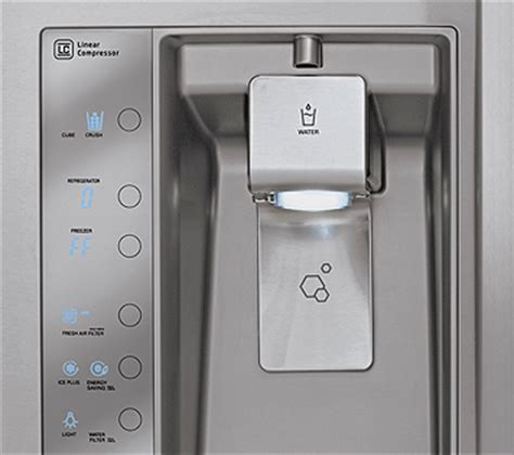 LG Refrigerator to the Water Supply