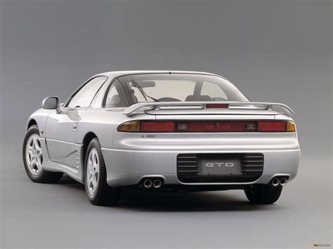 Pictures of Mitsubishi GTO 1990–93 (2048x1536)