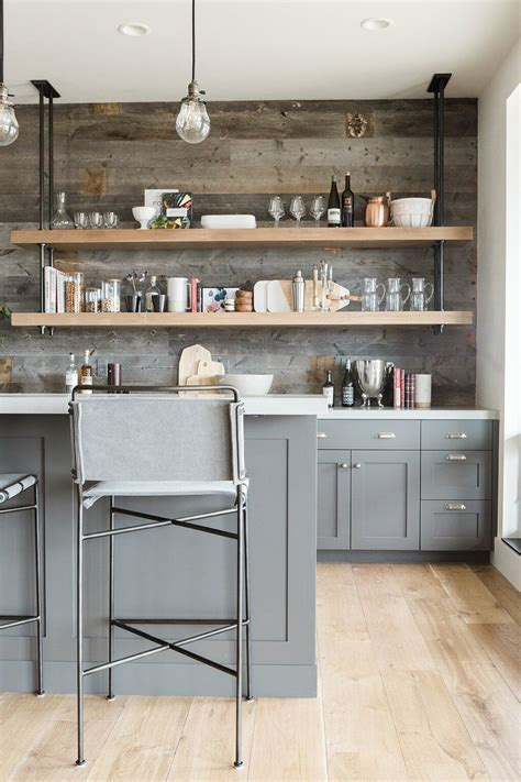 10 Amazing Kitchen Open Shelving Ideas by How To Style Your Open Kitchen Shelving