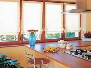 Tende tendaggi tende per interni tende da cucina for Tendaggi da cucina