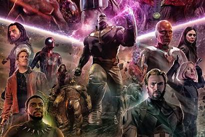 Avengers Infinity War Fan Artwork Movies Deviantart