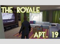 HD GTA V Online Property Tour Royale Apartment 19