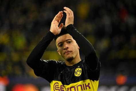 Manchester United told Jadon Sancho won't come at knock ...