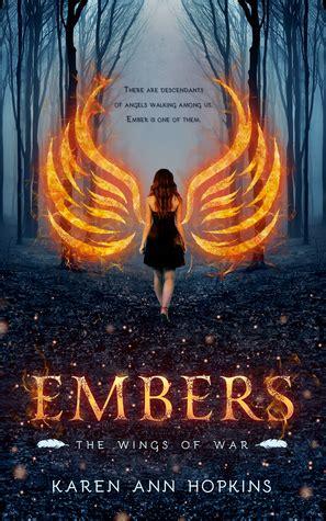 embers  wings  war   karen ann hopkins reviews discussion bookclubs lists