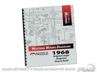 Mustang Pro Wiring Diagram Manual Large Format