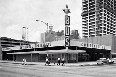 trailways bus terminal downtown houston