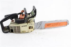 Stihl 011 Avt 15 U0026quot  Chainsaw
