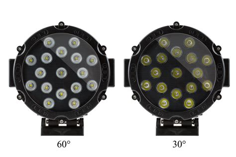 6 inch round led offroad lights off road led work light led driving light 6 quot round 39w