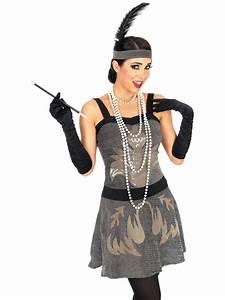 Tenue Des Années 20 : costume robe cocktail des ann es 1920 deguisement cabaret d guisement femme 22 05 2019 ~ Farleysfitness.com Idées de Décoration