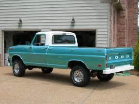 1968 Ford F100 4x4 Pickup Truck