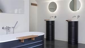 exceptional idee deco wc carrelage 3 wc tendance 2017 With tendance deco salle de bain