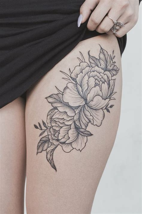 flower tattoo ideas  women  locations  designs