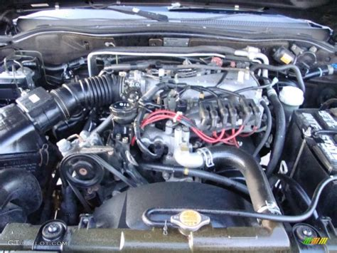 mitsubishi engine pictures 2002 mitsubishi montero sport es 4x4 3 0 liter sohc 24