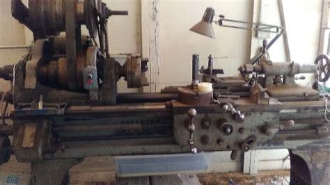putnam scott supply  lathe