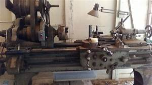 Putnam Scott Supply Co Lathe 7