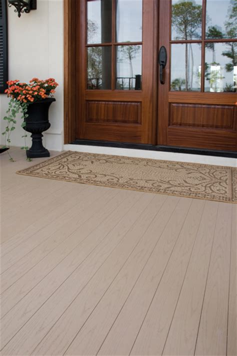 Azek Decking Color Options by Deck Boards Deck Boards Porch