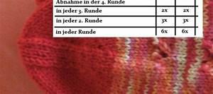 Stricken Halsausschnitt Berechnen : abnahmen b ndchenspitze sockentabelle verstehen ~ Themetempest.com Abrechnung
