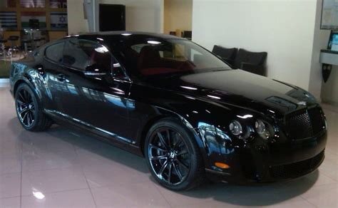 Bentley Continental Gt. This Car's Appearance Greatly
