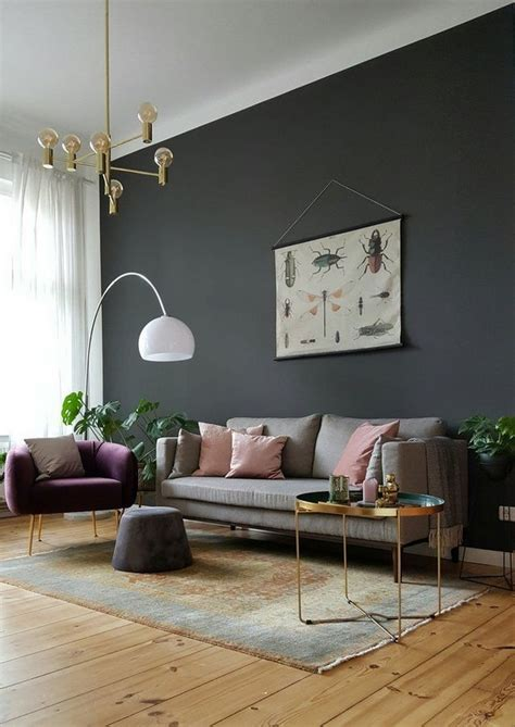 Wandfarbe Zu Weisen Mobeln by Wohnzimmer Ideen Skandinavisch