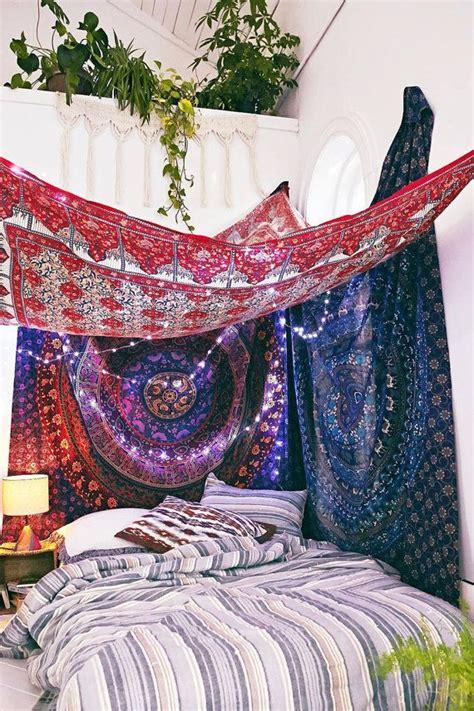 tenture chambre b 17 meilleures idées à propos de chambre hippie sur