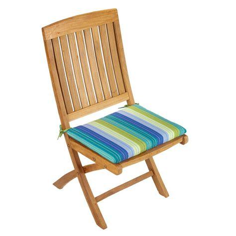 sunbrella seaside seville rectangular outdoor seat cushion