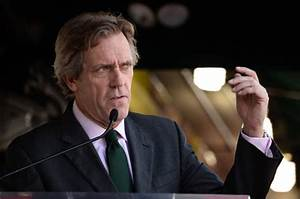 Hugh Laurie tells young people to turn off the TV and 'Get ...