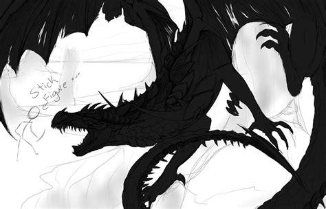 -wip- Ender Dragon By Xblackice On Deviantart