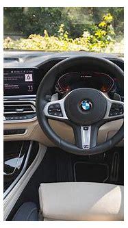 BMW X7 interior   Autocar
