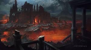 City of Hell Wallpaper WallpaperSafari