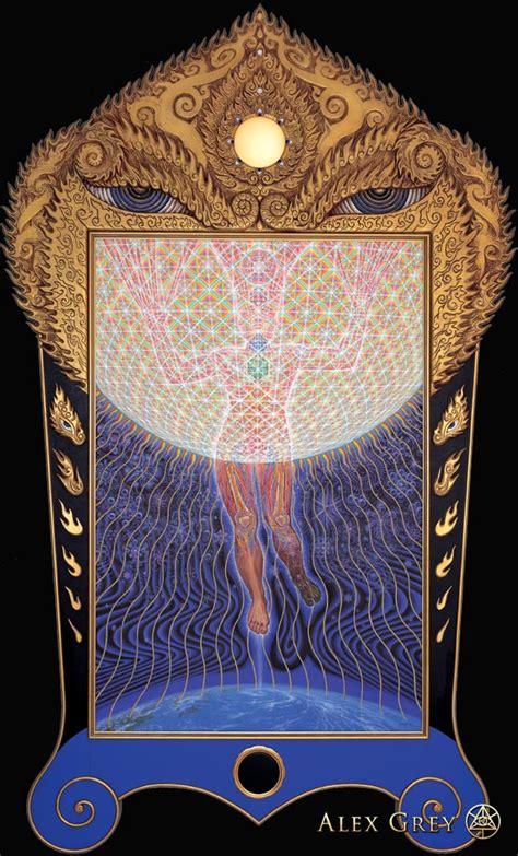 Transfiguration - Alex Grey