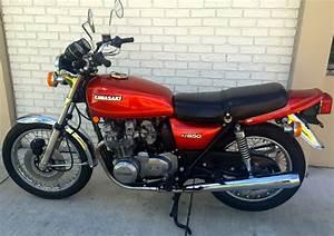 1977 Kawasaki Kz 650