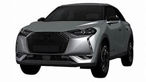 Citroen Ds Crossback : news citroen ds3 crossback patents look funny ~ Medecine-chirurgie-esthetiques.com Avis de Voitures