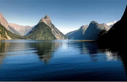 Zealand Sound Milford Tourism Wikipedia Its Chinese