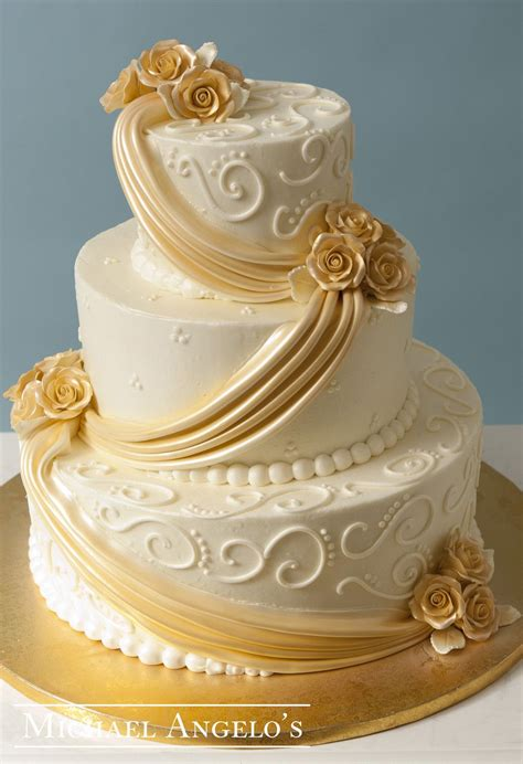 wedding cake drapes golden drapes 18drapery in 2019 drapery cake