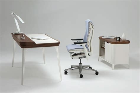 Airia Desk And Media Cabinet by Stylish Work Desk For Modern Home Office From Kaijustudios