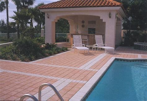 tile tech cool roof pavers residential pool decks tile tech pavers