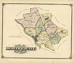 West Jersey History Project - Maps from the Everts and ...