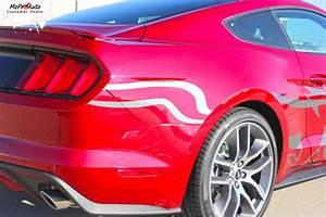 2015 Ford Mustang | STEED Pony Horse Vinyl Graphics Door Stripe 3M Pro Decals - Graphics Decals
