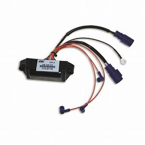 Power Pack For Johnson Evinrude 3 Cylinder 70 Hp 1986