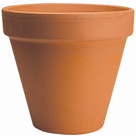 Large Terra Cotta Planters by 25cm Red Clay Terracotta Pot Bunnings Warehouse