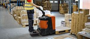 How To Use A Pallet Jack  Step
