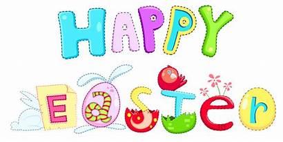 Easter Clipart Happy Transparent Bunny Eggs Clip