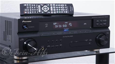 Pioneer Vsx918v Heimkino Avreceiver Mit Hdmi Und Usb