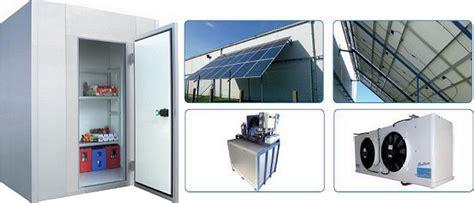 chambre froide solaire fio01 et import export