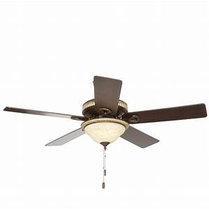 Hunter aventine in indoor cocoa bronze ceiling fan
