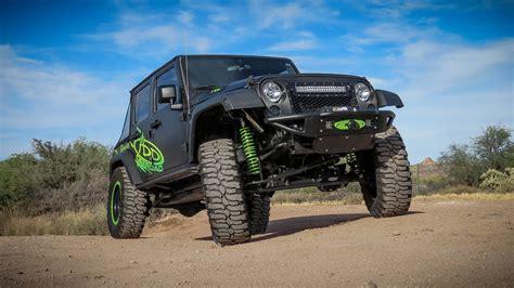 jeep jk venom winch front bumper add offroad