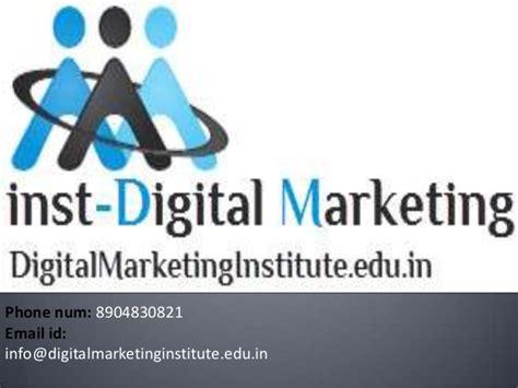 mobile marketing course mobile marketing course in bangalore
